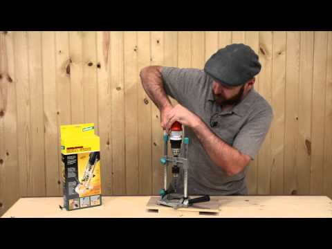 Portable Drill Guide Product Tour