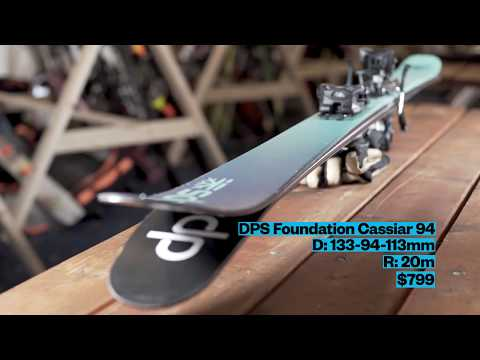 What's New From DPS Skis For 2019