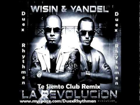 Te Siento (Duex Rhythmen Latin Radio Mix) - Wisin & Yandel.mpg VISITA WWW.TEKESMIX.COM