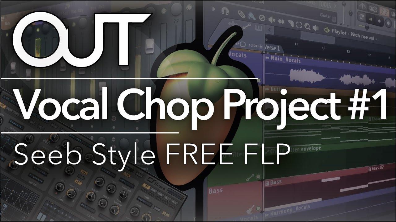 vocal chop project 1 seeb style free flp youtube. Black Bedroom Furniture Sets. Home Design Ideas