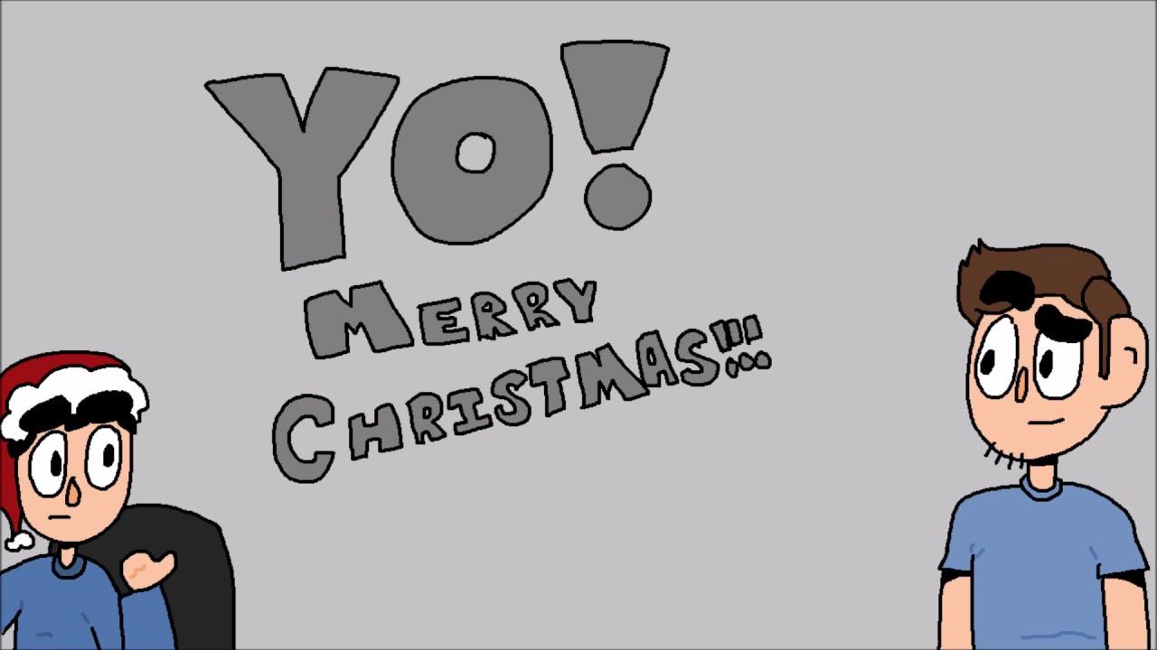 Jerma Animated - Yo! Merry Christmas!!! - YouTube