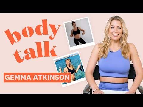 Gemma Atkinson on Her Relationship With Her Body Over The Years | Women's Health UK
