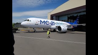 MS-21 First Flight