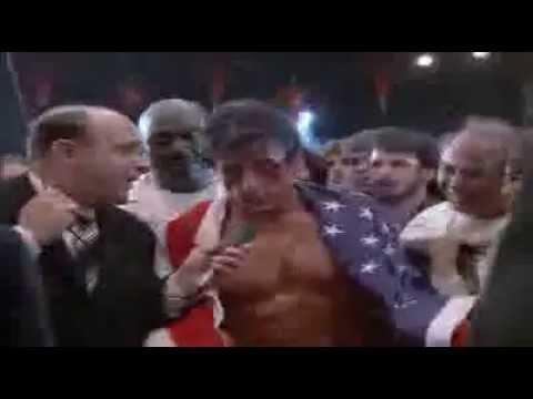 Rocky IV Balboa vs Drago Latino