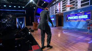 Check out this awesome NBA Draft moment as twin brothers Markieff and Marcus Morris, born 7 minutes apart, are drafted just one round apart with picks 13 and ...