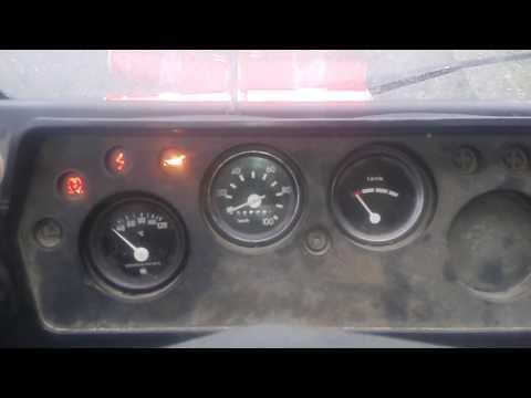 Multicar M25 Cold Start