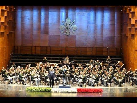 Video del Concerto Andrea Bocelli e Banda della Guardia di Finanza
