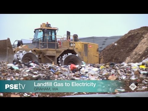 PSE-TV: From Landfill Gas To Renewable Power