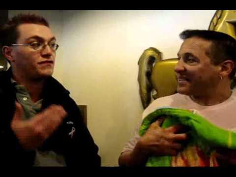 Lurch interviews AJ from 99.1 WPLR