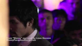 Manny Pacquiao Interview at Shepherd Church