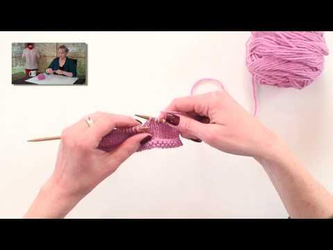 Slip-stitch knitting - Mashpedia Free Video Encyclopedia