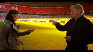 FCB x Audi: Arena talk between leaders