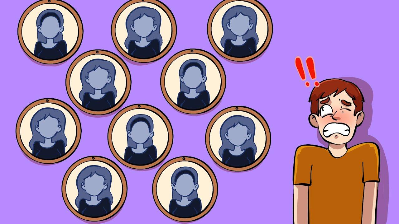 Soy el único hombre en una familia de 10 mujeres.