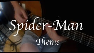 Spider-Man Theme - Fingerstyle Guitar
