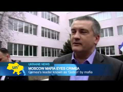 Criminal Crimea: Russian annexation presents attractive opportunities for Moscow mafia clans