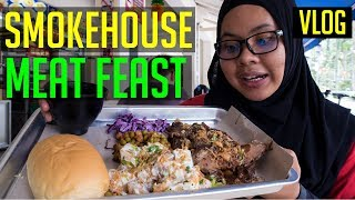 Smokehouse Meat Feast at Noods & Meats | Singapore Halal Food