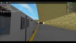 (Roblox) IRT Subway: Riding the R142 5 train From Pelham Parkway To Gun Hill Road