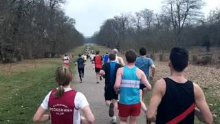 The Trek and Run review of the Sevenoaks Rotary 10km Race, 2012
