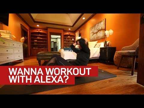How to Use Amazon's Echo for Fast Home Workouts