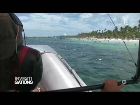INVESTIGATIONS -  Immersion aux Caraibes (Mars 2017) - France O