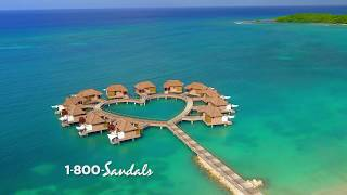 """Sandals Resorts - """"Make Up For Lost Time"""" Commerci..."""