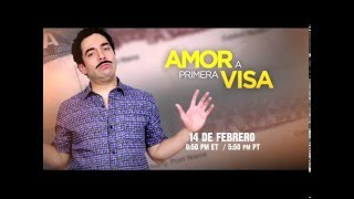 Amor a primera visa Ver Omar Chaparro-Trailer Cinelatino