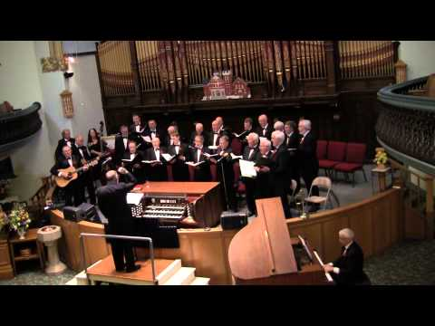 Arion Male Voice Choir sings One Day In Your Life