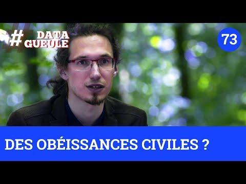 Des obéissances civiles ? - #DATAGUEULE 73 thumbnail