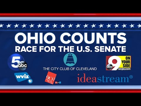 Ohio Counts: Race for the U.S. Senate