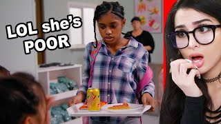 Poor Girl Bullied For Her School Lunch