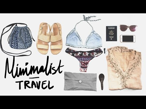 My Minimalist and Zero Waste Travel Fails & Tips