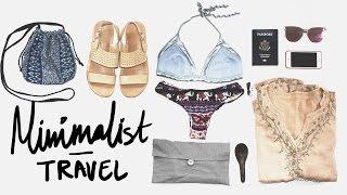 My Minimalist and Zero Waste Travel Fails & Tips