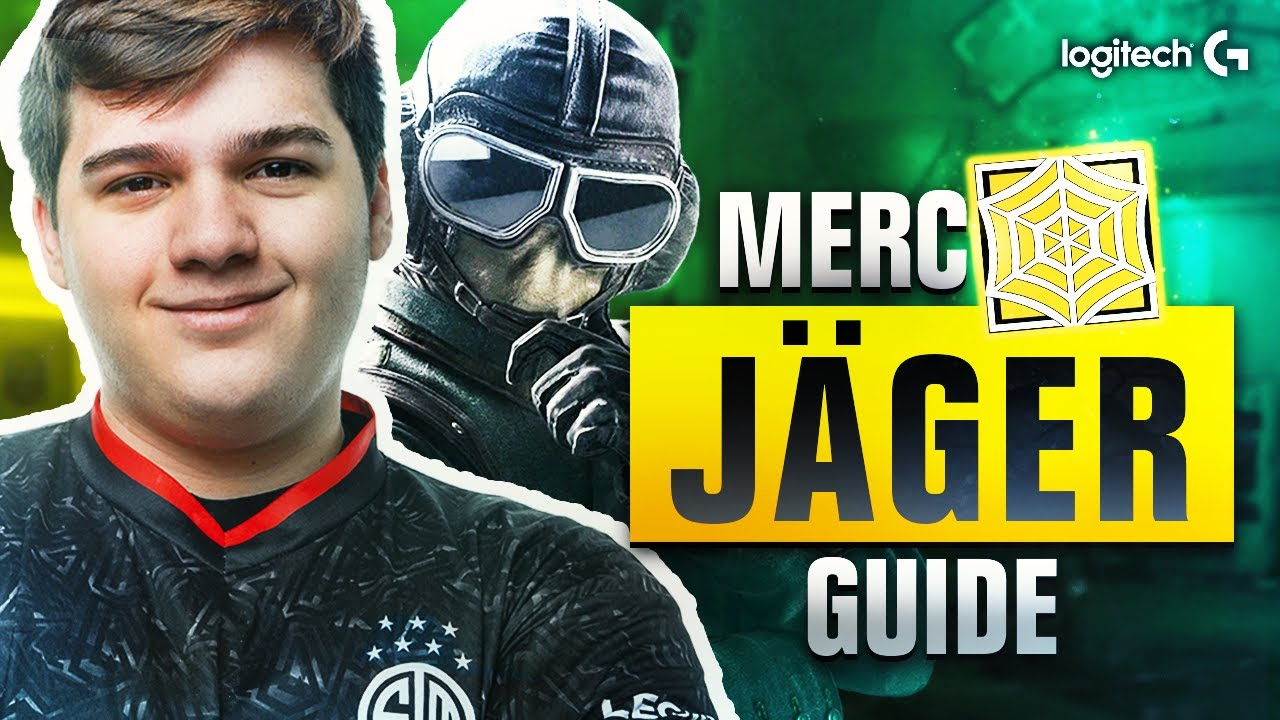 How to Play Jager in Rainbow Six Siege featuring TSM Merc!