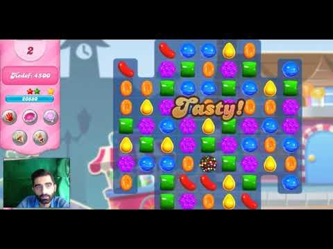 Candy Crush Saga Level 4-5 SUPER HARD Türkçe Oyun Taktiği