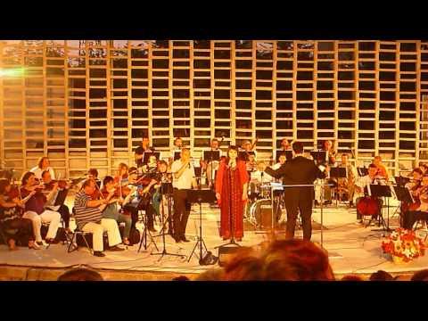 Teodor Koychinov, Vladislava Garvalova &  Rousse Philharmonic Orchestra - Barcelona (Ruse, Bulgaria)