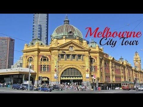 MELBOURNE AUSTRALIA CITY TOUR VLOG