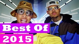 ⭐ Best of 2015 Hip Hop Urban Rnb Video Mix - Dj StarSunglasses