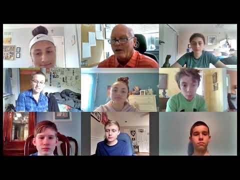 5-22-20 Woodlynde School's Virtual Morning Assembly | Strafford, PA