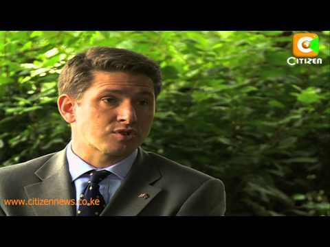 UK High Commissioner  Interview