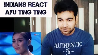 Ayu Ting Ting Ae Dil Hai Mushkil Reaction Indians React MP3