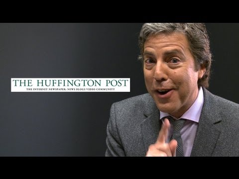Cubes:VIP Tour of The Huffington Post