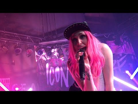 Get Well - Icon For Hire - Live @ The Club at Stage AE, 3/18/18