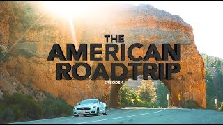 The AMERICAN ROADTRIP - Bryce National Park and Zion National Park - vlog 1