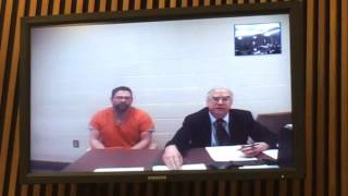Arraignment of Lakewood man accused of shooting wife