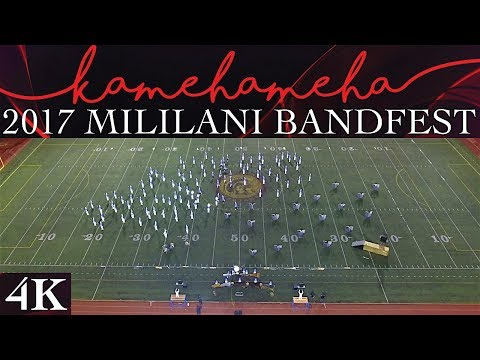 "LIMITLESS | 2017 Kamehameha Schools ""Warrior"" Marching Band & Color Guard 