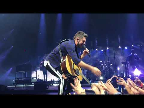 Thomas Rhett - Grave. Home Team Tour. Pensacola, FL 10/13/17