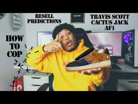 how-to-cop-travis-scott/cactus-jack-nike-air-force-1-//-in-depth-guide-&-resell-predictions!
