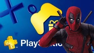 PS Plus November 2019 This Would Be Awesome!!! | PS PLUS News #psplus