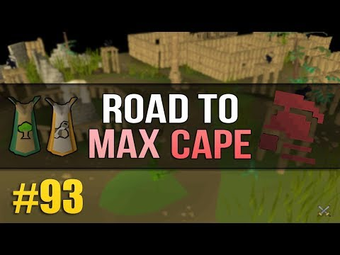OSRS HC Ironman #93 (Road to Max) - Two More 99's, Getting Close to Max Cape