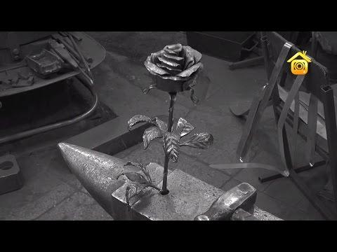 видео: Художественная ковка // forumhouse